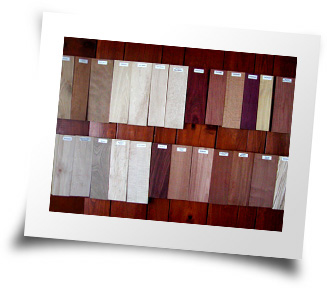 Bailey Wood Products Specials