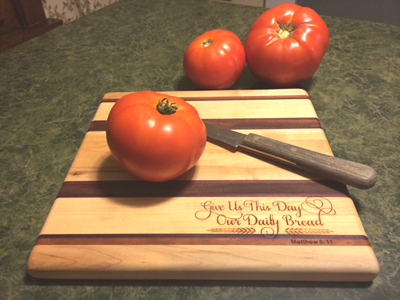 Bailey Wood Products Cutting Boards